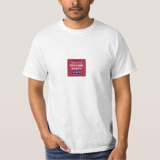 Samla till återställandeSanity T-shirts