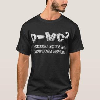 Samlas förbrukningsöl som dricker shirt.en t-shirts