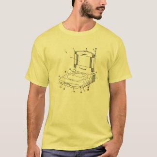 Sammanhang - fri skjorta för videospelpatentkonst t shirts