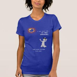 Sammanlagd sol- förmörkelseT-tröja T Shirt