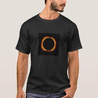 Sammanlagd sol- skjorta för förmörkelse T T-shirts