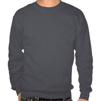 Sammansatt audio - grå färgtröja långärmad tröja