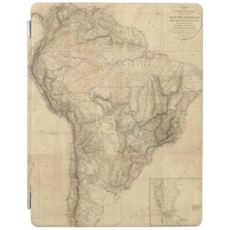 Sammansatt South America 4 iPad Skydd