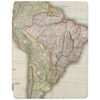 Sammansatt South America, västra Indies iPad Skydd