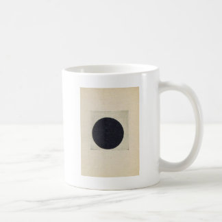Sammansättning med en svart cirklar vid Kazimir Kaffemugg