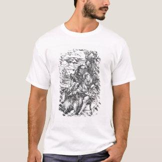 Samson som dräpar det lejont, c.1496-98 tee