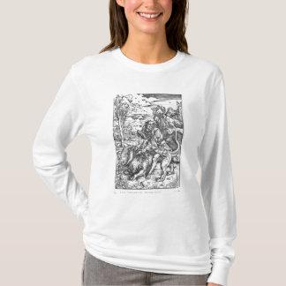 Samson som dräpar det lejont, c.1496-98 tee shirt