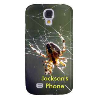Samsung galax S4 - spindel på webben Galaxy S4 Fodral
