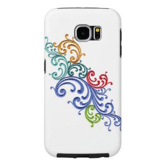 Samsung mobilt fodral samsung galaxy s6 fodral