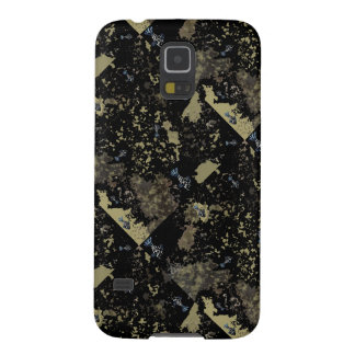 "Samsungs5Case ""skumma fossil "", Galaxy S5 Fodral"