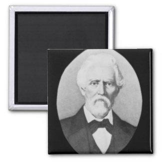 Samuel A. Ensamvarg (1803-70) (b-/wfotoet) Magnet