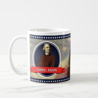 Samuel Adams historisk mugg