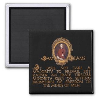 Samuel Adams, ilsket och outtröttlig grabb Magnet