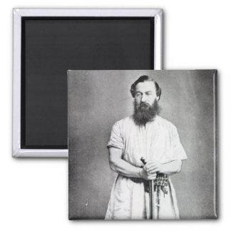 Samuel bagare, 1865 magnet