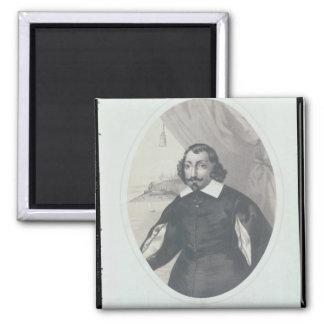 Samuel de Champlain 1854 Magnet