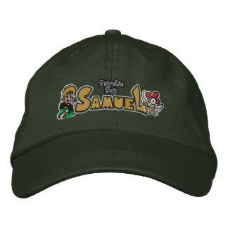 Samuel för psykisk pojke justerbar hatt broderad keps