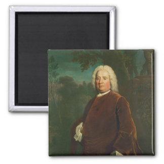 Samuel Richardson, 1747 Magnet