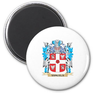 Samuels vapensköld - familjvapensköld magnet