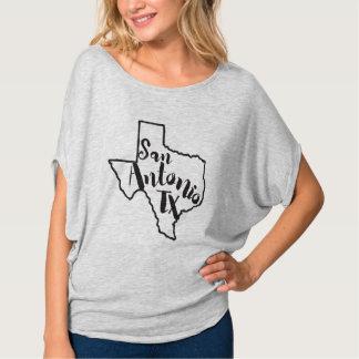 San Antonio Texas statlig T-tröja T Shirt