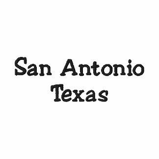 San Antonio Texas TX skjorta - anpassade!!! Polo Tröja