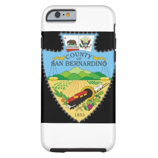San Bernardino Tough iPhone 6 Case