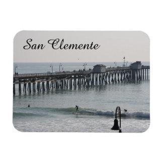 San Clemente Kalifornien Magnet