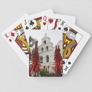 San Diego beskickning Spel Kort