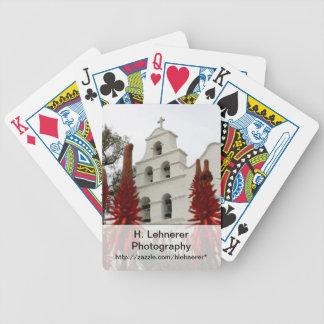 San Diego beskickning Spelkort