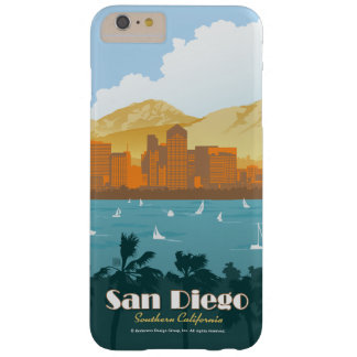 San Diego CA Barely There iPhone 6 Plus Skal