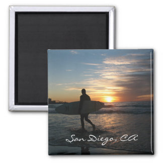 San Diego CA Magnet