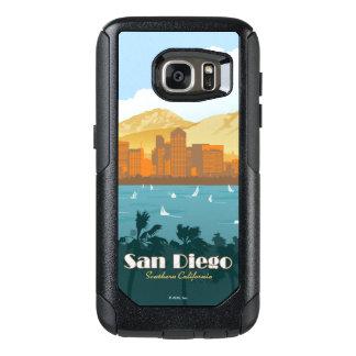 San Diego CA OtterBox Samsung Galaxy S7 Skal