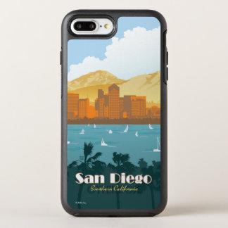 San Diego CA OtterBox Symmetry iPhone 7 Plus Skal