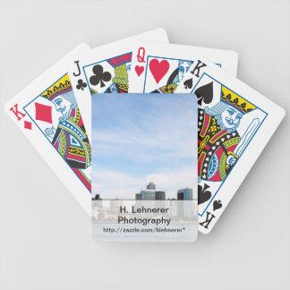 San Diego horisont Spelkort