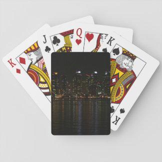 San Diego horisontnatt Spel Kort