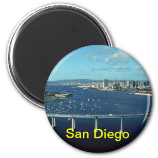 San Diego kylmagnet Magnet