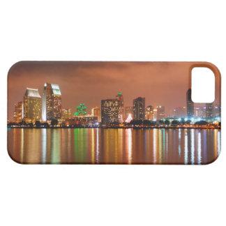 San Diego på natten - Kalifornien iPhone 5 Skydd