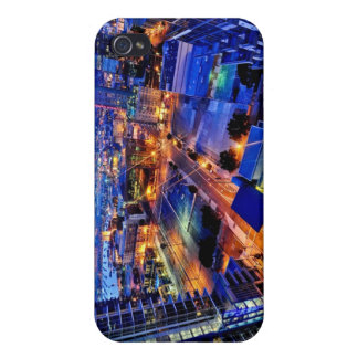 San Diego stad Scape iPhone 4 Fodral