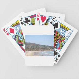 San Diego strand Spelkort