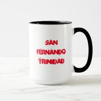 San Fernando Trinidad Mugg