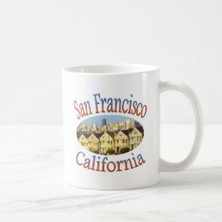 San Francisco Alamo kvadrerar Kaffemugg
