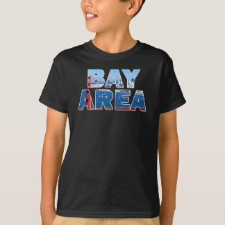 San Francisco Bay område Tshirts