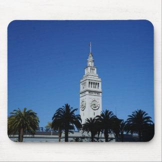 San Francisco färja som bygger #4 Mousepad Mus Matta