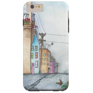 San Francisco grannskapvattenfärg Tough iPhone 6 Plus Fodral