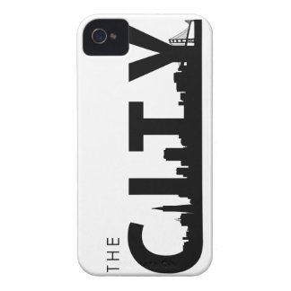 San Francisco iphone 4 iPhone 4 Case-Mate Skal