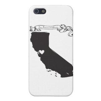 San Francisco iPhone 5 Hud