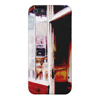 San Francisco iPhone 5 Skydd