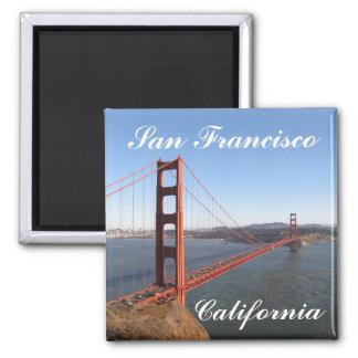 San Francisco Kalifornien kylmagnet Magnet
