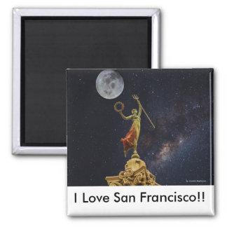 San Francisco kökmagnet Magnet
