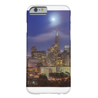 San Francisco mobilt fodral Barely There iPhone 6 Skal