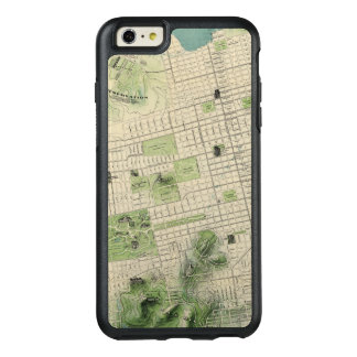 San Francisco OtterBox iPhone 6/6s Plus Skal